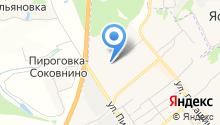 Управляющая компания Сервис Управления и Консалтинга на карте