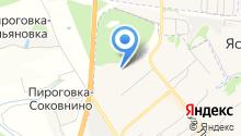Щёкинская Межпоселенческая Центральная библиотека на карте