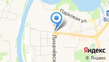 БонжурЪ на карте