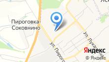 Средняя школа №7 на карте