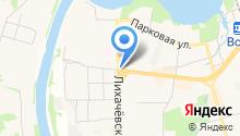 Васон, ЗАО на карте