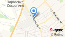 автомоечный комплекс и шиномонтаж *redcarwash* на карте