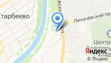 Георгиевский храм на карте