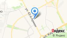 Август жкх - Управляющая компания на карте