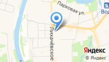 NAILsBARs на карте