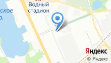 1001Fish.ru на карте