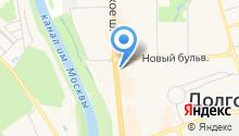 АЗС Gb Petrol на карте
