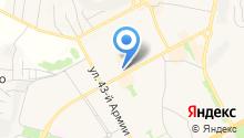 Адвокатский кабинет Шеломенцева О.И. на карте