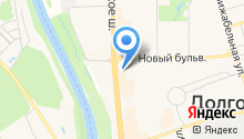 Дайринг на карте