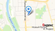 Иголочка на карте