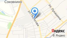 У Андрея на карте