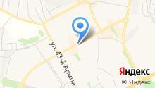 Ермолин на карте