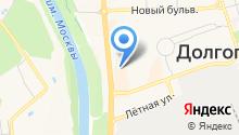 Бутузово на карте
