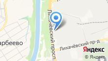 Мирай-Моторс на карте