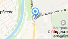 Ориент-Экспресс на карте
