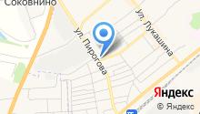 Ветеринарный лечебно-диагностический центр на карте