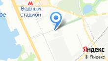 Центральное проектное объединение при Спецстрое России на карте