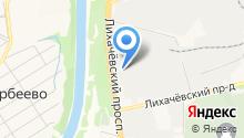 Сивеж на карте