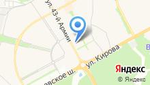 артум - дизайн-бюро на карте