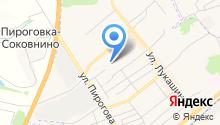 Служба по ремонту и установке стиральных машин на карте