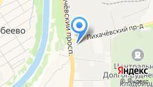 Италгаз Сервис на карте