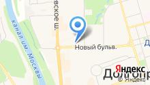 Тодиус на карте