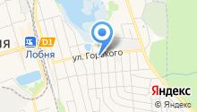 Лобненская участковая ветеринарная лечебница на карте