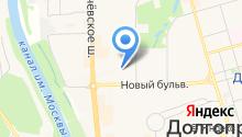 СК Ориентир на карте