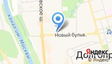 Адвокатский кабинет Ивановой В.Н. на карте