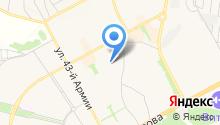 ВКС на карте