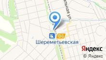 Демьяновна на карте