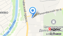Фаворит-М на карте