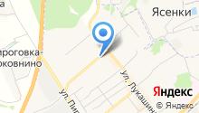 Щёкинская городская детская библиотека на карте