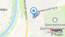 ДОЛАВТО на карте