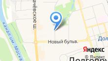 Долгопрудненский центр занятости населения на карте