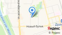 Дол-Хлеб на карте