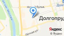 Фаберлик Долгопрудный на карте