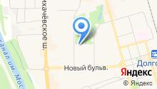 Сильверхоф на карте