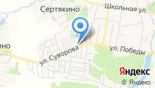 УРБОС на карте