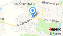 Климовск-авто на карте