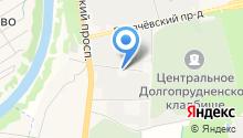 Отдел ГИБДД на карте