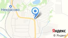 АЗС Россервис на карте