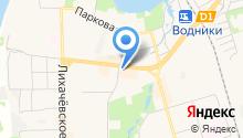 Союз художников подмосковья на карте