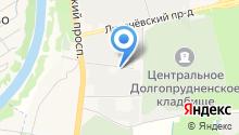 Огнеборец, ГК на карте