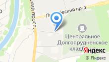 ДолПартс на карте