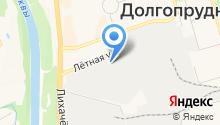 ОКНА-Север на карте