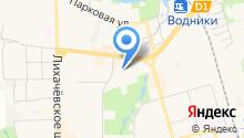 ДатаСтор24 на карте