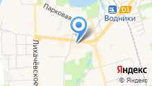 Доктор Столетов на карте