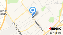 Тур клуб на карте