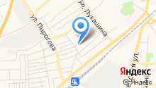 АСТ-Бухгалтерия на карте